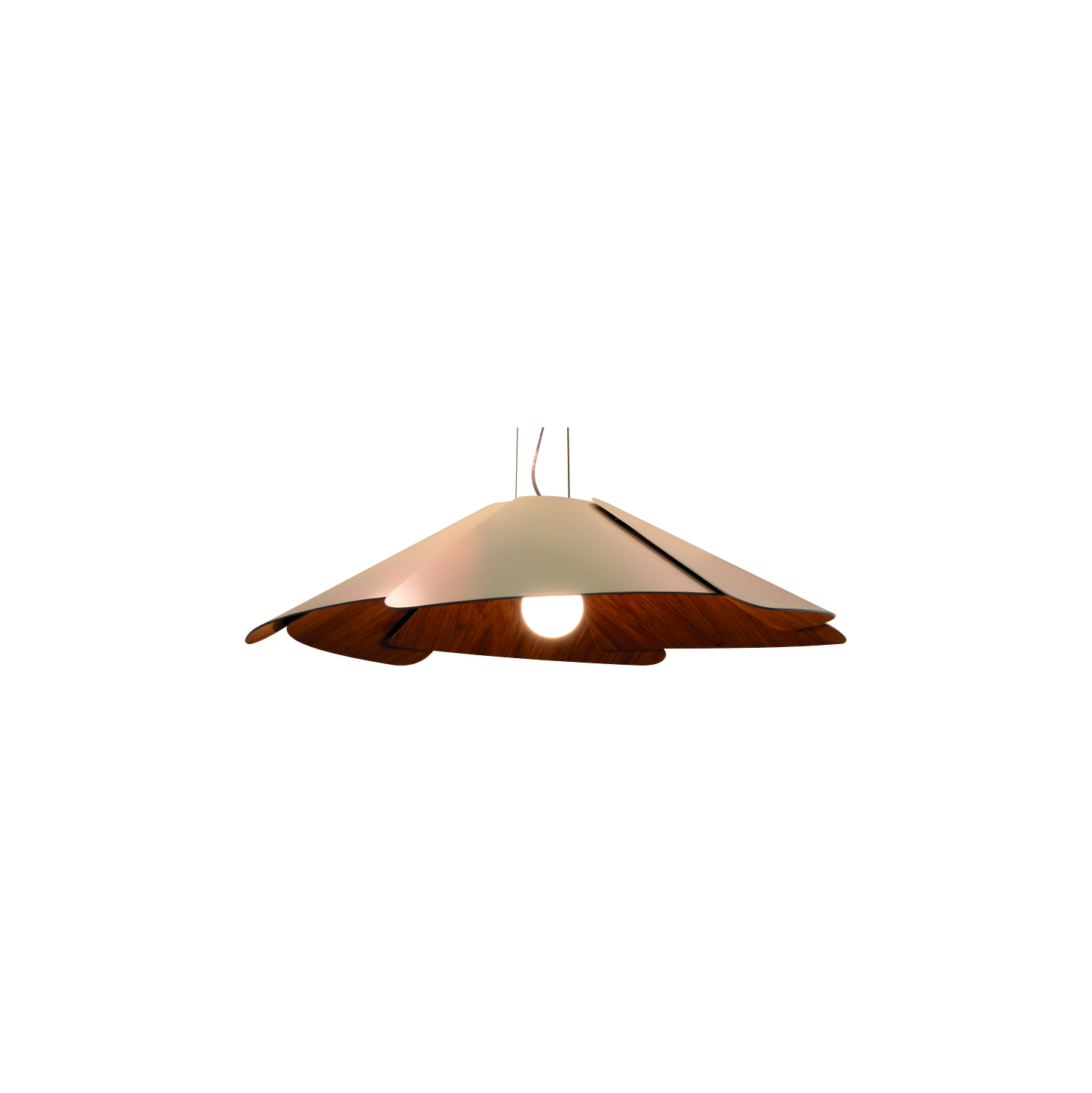 Pendant Lamp Accord Fuchsia 1365 - Fuchsia Line Accord Lighting