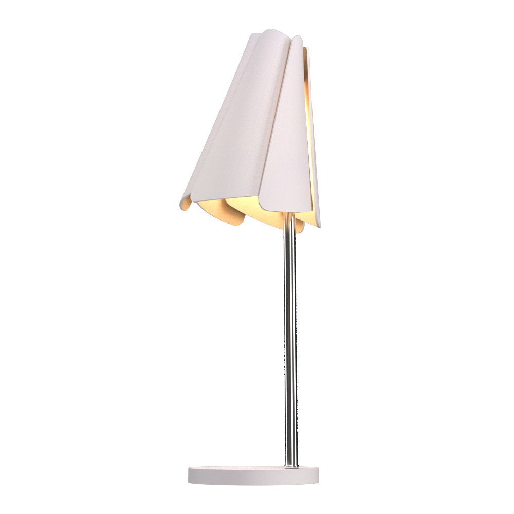 Table Lamp Accord Fuchsia 7050 - Fuchsia Line Accord Lighting | 25. Iredescent White