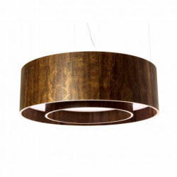 Pendant Lamp Accord Cilíndrico 215 F - Cilíndrica Line Accord Lighting