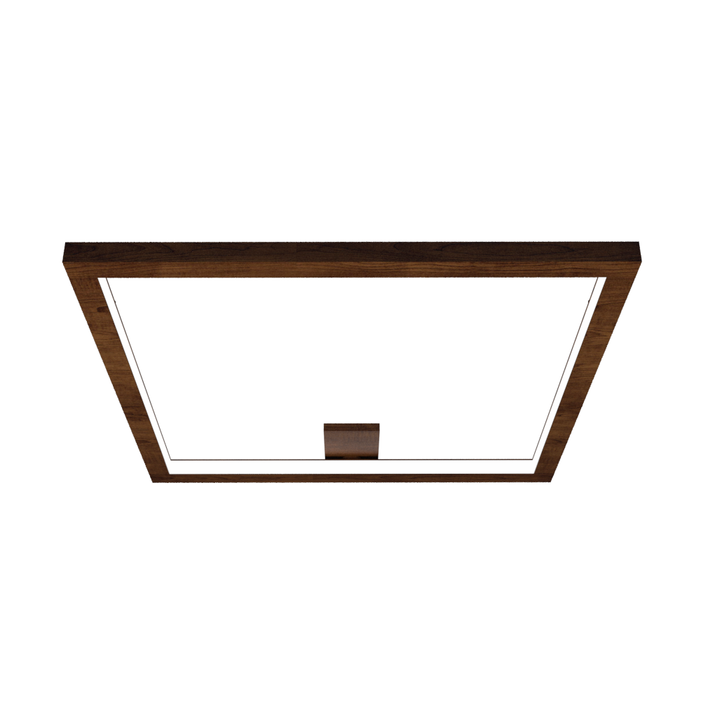 Ceiling Lamp Accord Frame 5071 - Frame Line Accord Lighting | 06. Imbuia