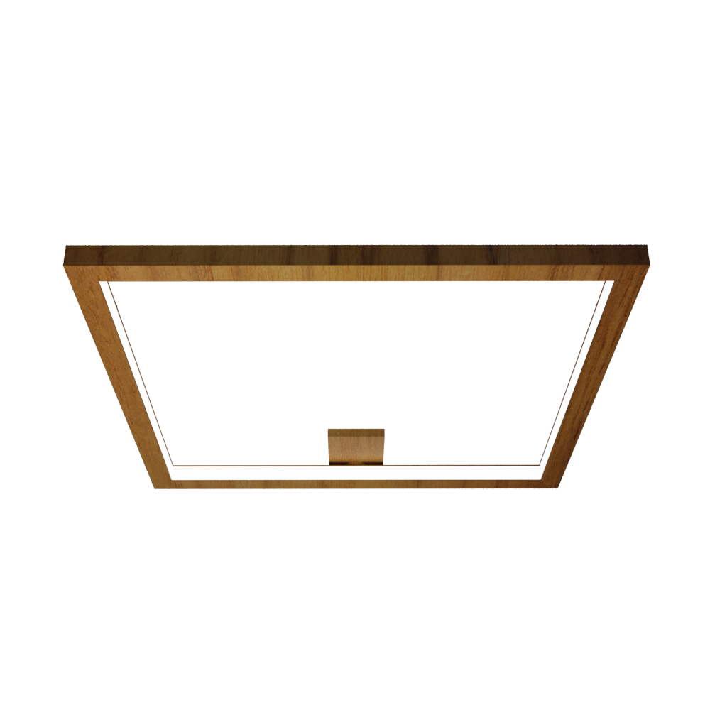 Ceiling Lamp Accord Frame 5071 - Frame Line Accord Lighting | 12. Teak