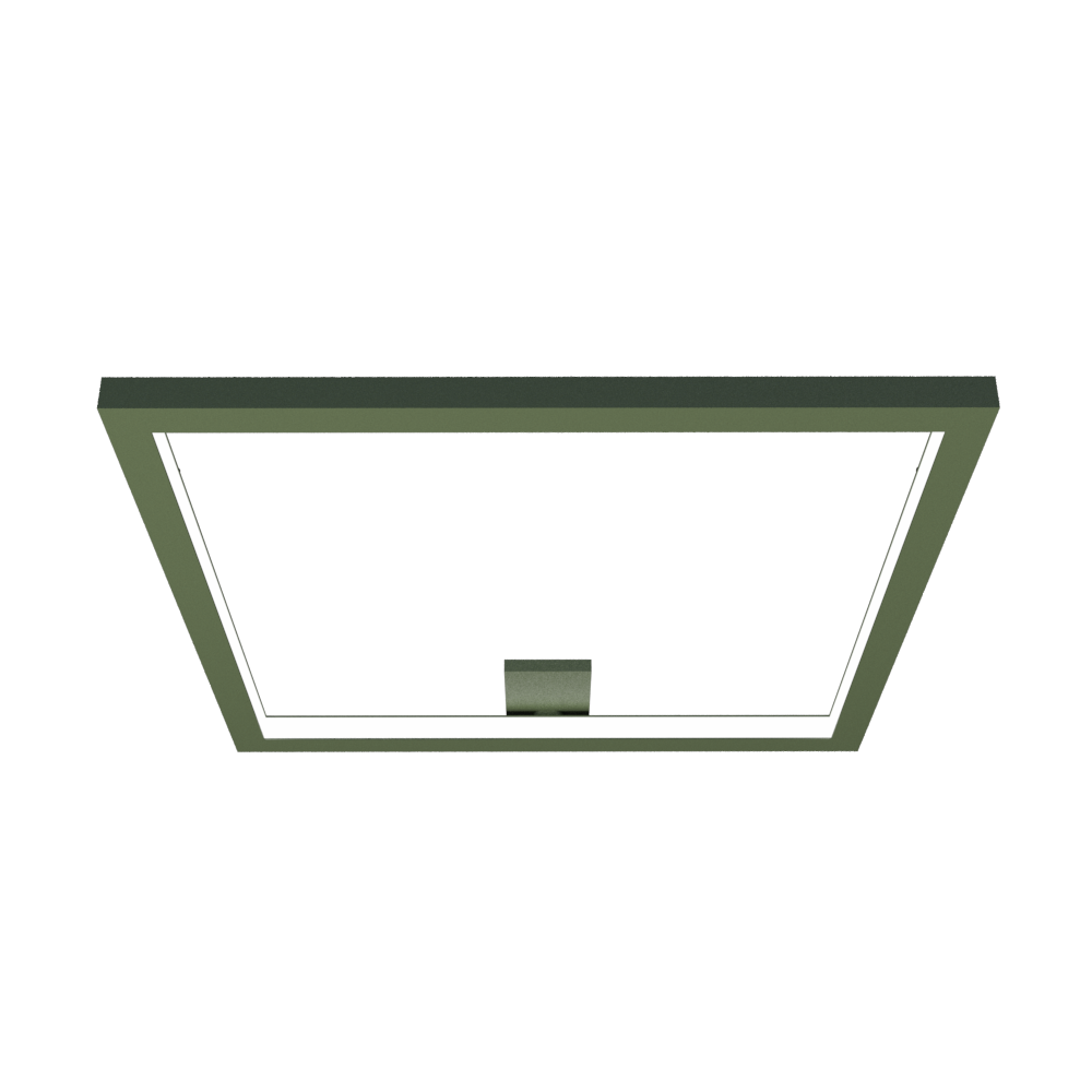 Ceiling Lamp Accord Frame 5071 - Frame Line Accord Lighting | 30. Olive Green
