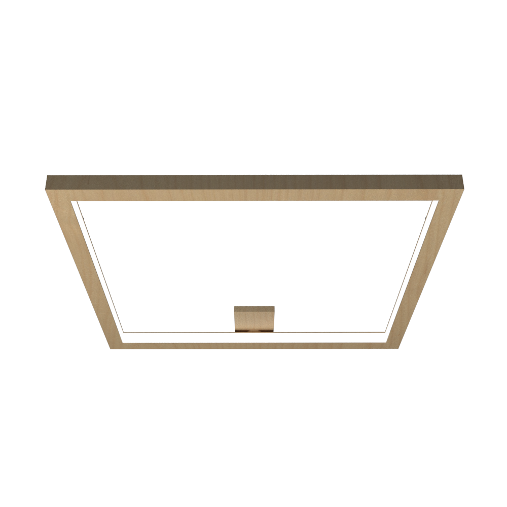 Ceiling Lamp Accord Frame 5071 - Frame Line Accord Lighting | 34. Maple