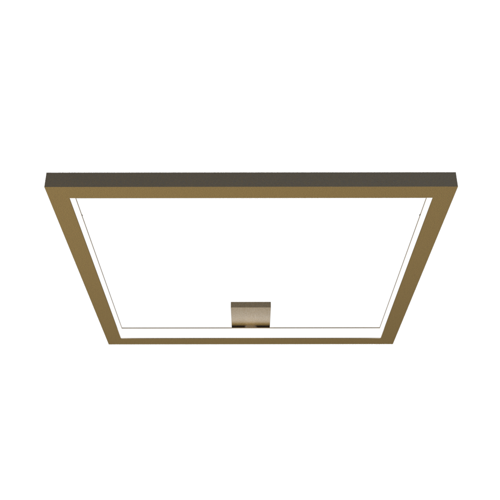 Ceiling Lamp Accord Frame 5071 - Frame Line Accord Lighting | Pale Gold