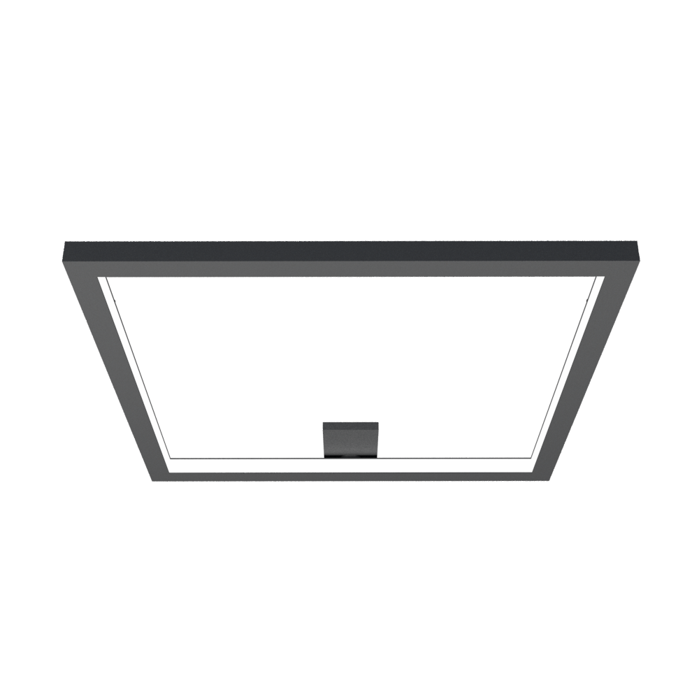Ceiling Lamp Accord Frame 5071 - Frame Line Accord Lighting | Lead Grey