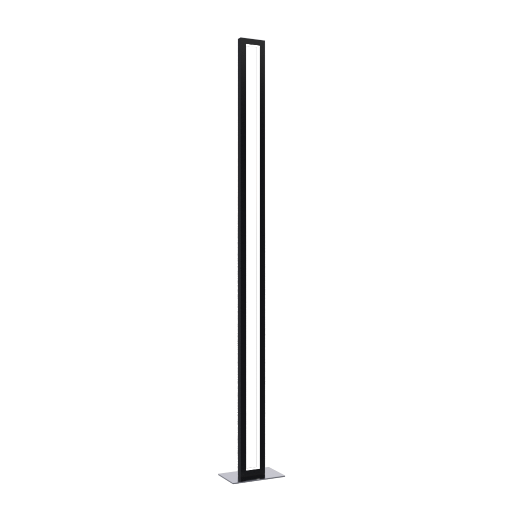 Floor Lamp Accord Frame 3123 - Frame Line Accord Lighting | 02. Matte Black