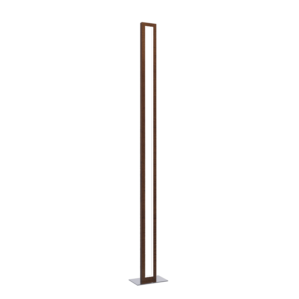 Floor Lamp Accord Frame 3123 - Frame Line Accord Lighting | 06. Imbuia