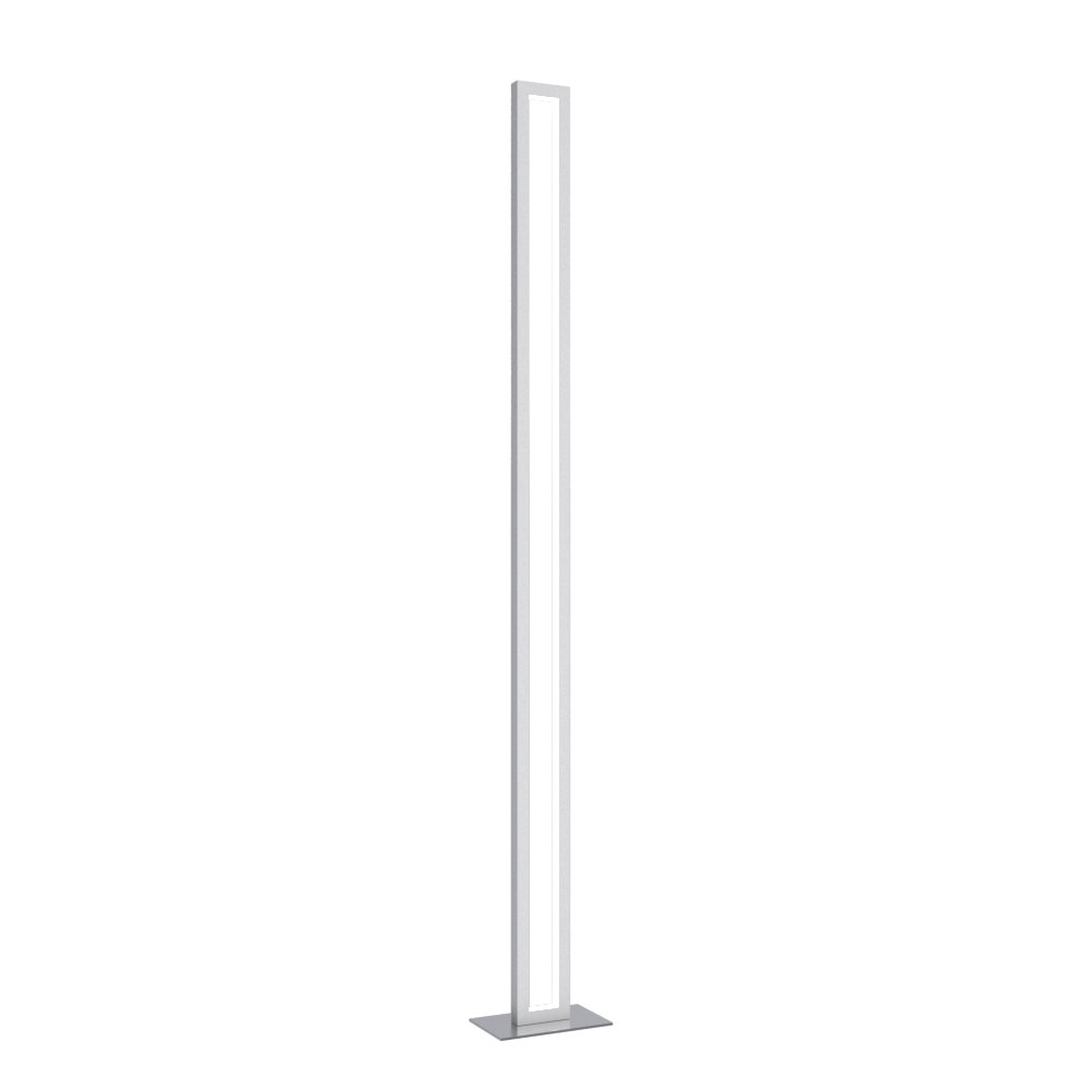 Floor Lamp Accord Frame 3123 - Frame Line Accord Lighting | 07. White