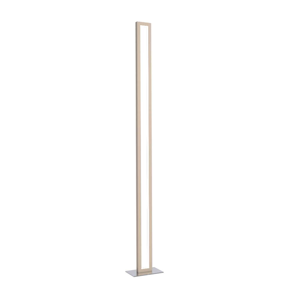 Floor Lamp Accord Frame 3123 - Frame Line Accord Lighting | 15. Cappuccino