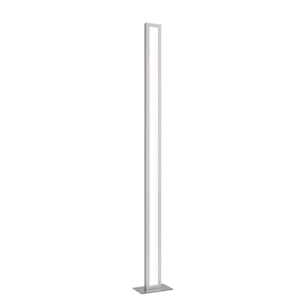 Floor Lamp Accord Frame 3123 - Frame Line Accord Lighting | 25. Iredescent White