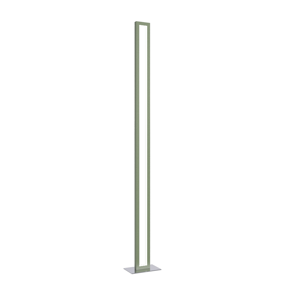 Floor Lamp Accord Frame 3123 - Frame Line Accord Lighting | 30. Olive Green
