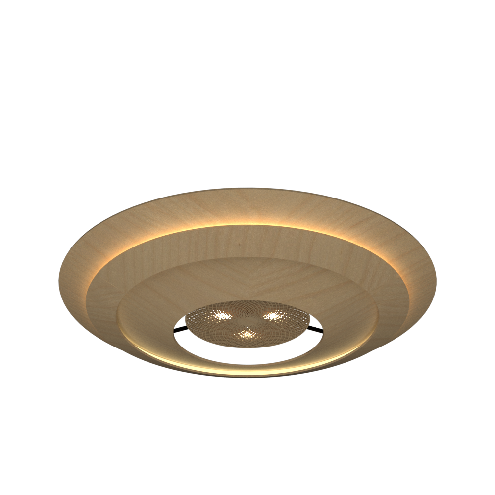 Ceiling Lamp Accord Curi 5087 - Curi Line Accord Lighting | 34. Maple