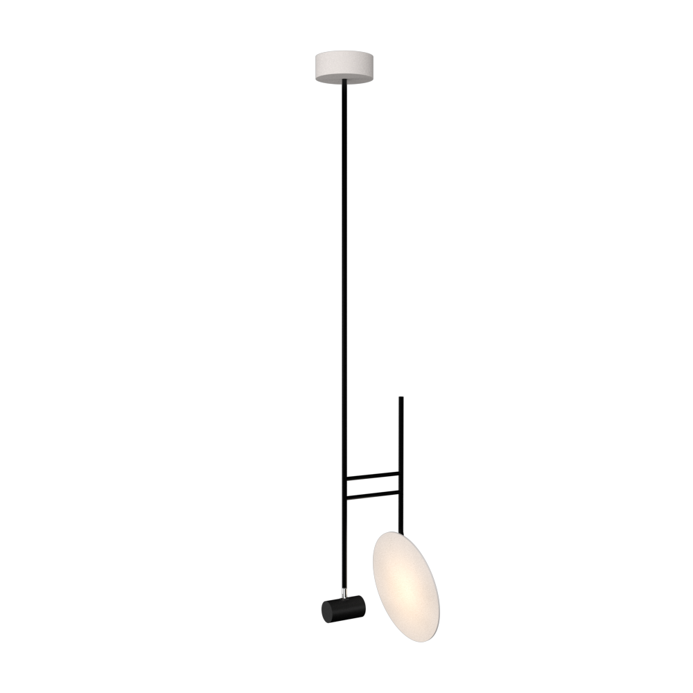 Pendant Lamp Accord Dot 1418 - Dot Line Accord Lighting | 25. Iredescent White