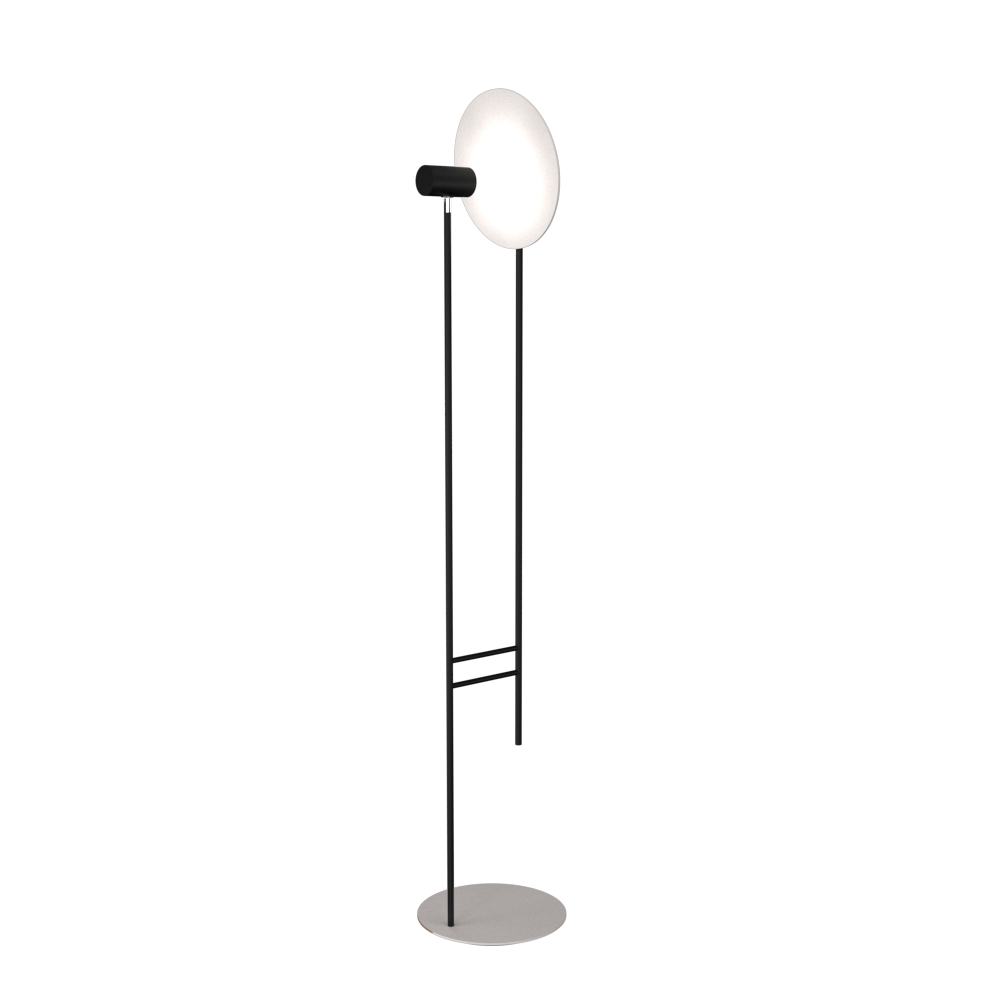 Floor Lamp Accord Dot 3126 - Dot Line Accord Lighting | 25. Iredescent White