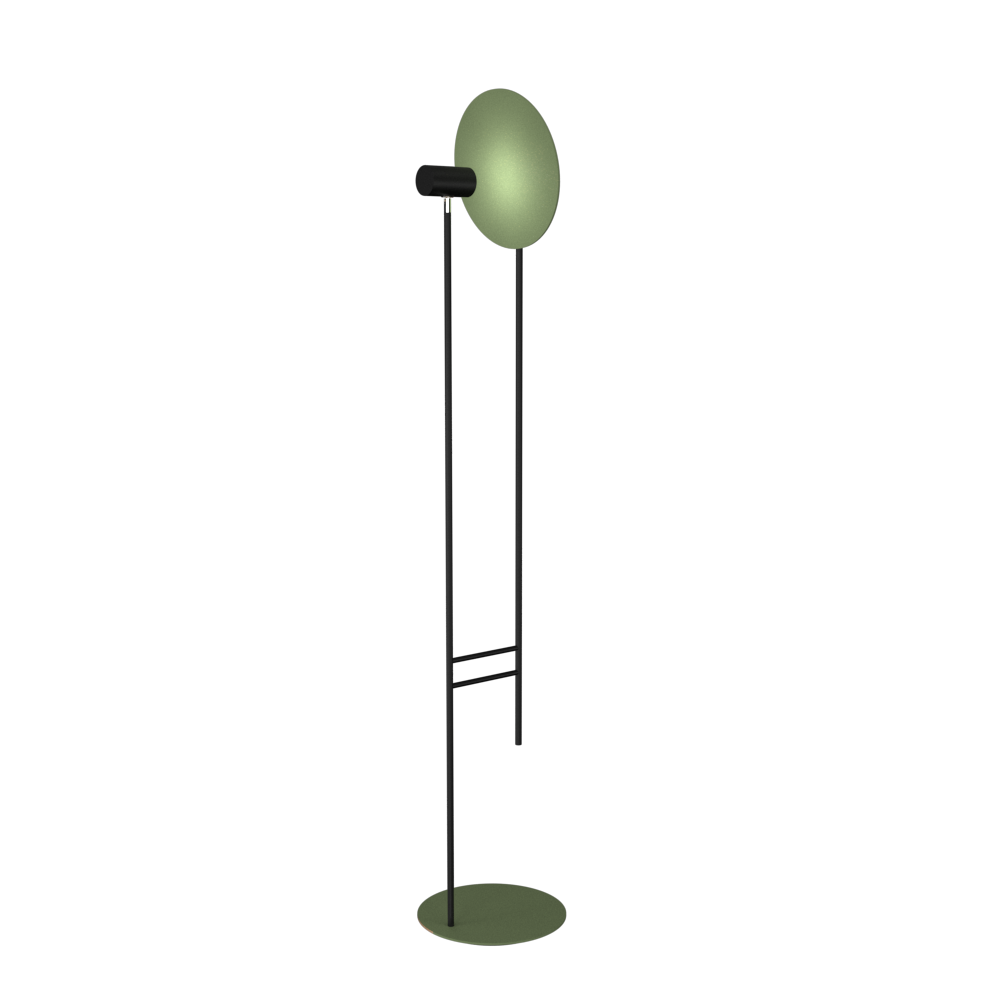 Floor Lamp Accord Dot 3126 - Dot Line Accord Lighting | 30. Olive Green