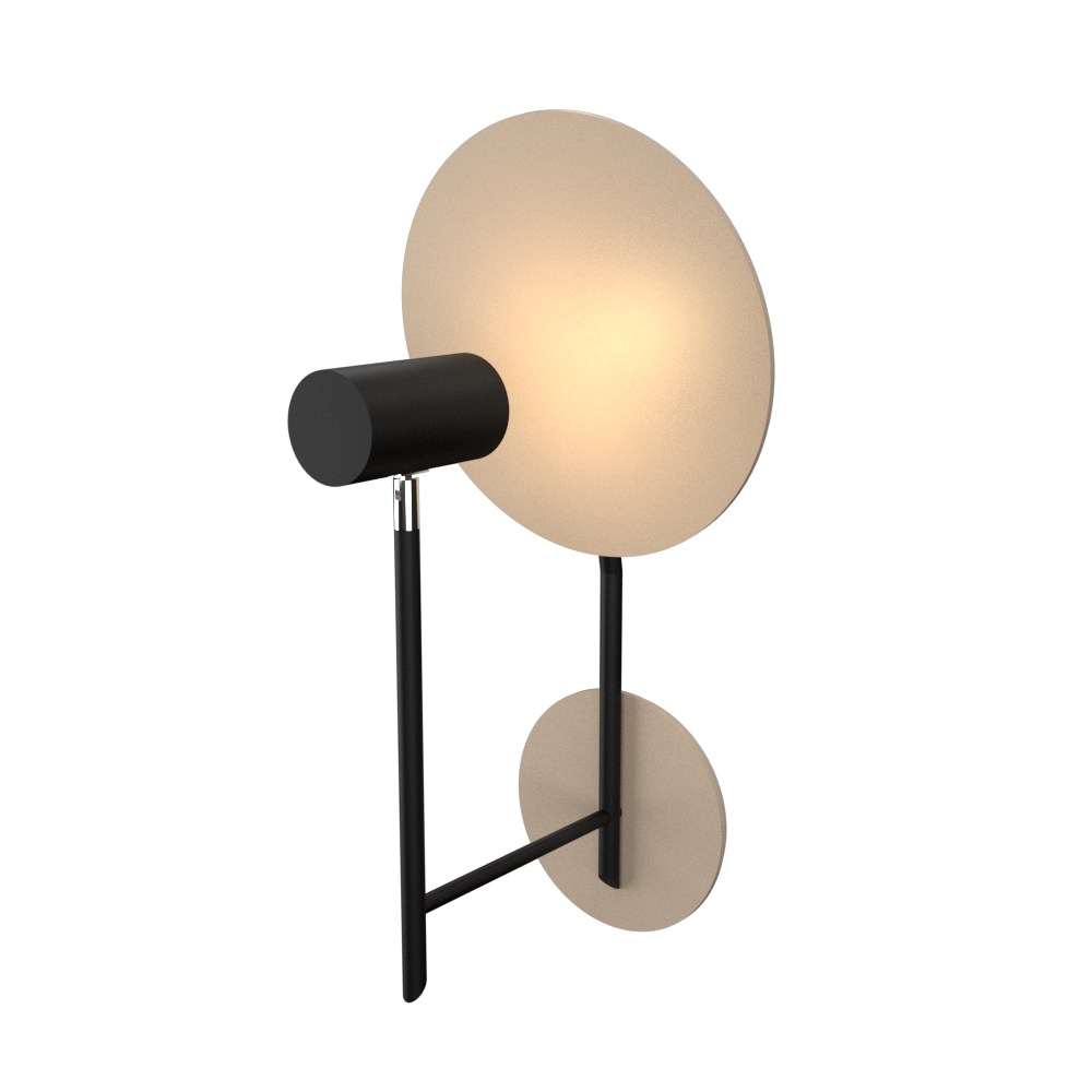 Wall Lamp Accord Dot 4128 - Dot Line Accord Lighting | 15. Cappuccino