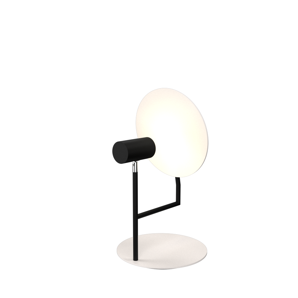 Table Lamp Accord Dot 7057 - Dot Line Accord Lighting | 25. Iredescent White
