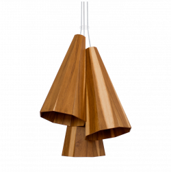 Pendant Lamp Accord Facetado 1232 - Facetada Line Accord Lighting