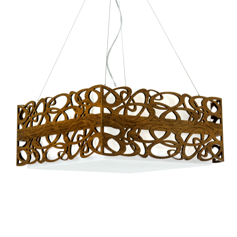 Pendant Lamp Accord Patterns 1122 - Patterns Line Accord Lighting