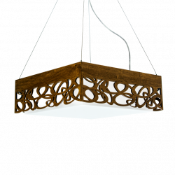 Pendant Lamp Accord Patterns 1128 - Patterns Line Accord Lighting