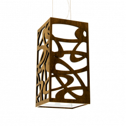 Pendant Lamp Accord Patterns 1013 - Patterns Line Accord Lighting