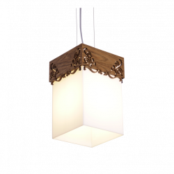 Pendant Lamp Accord Patterns 1023 - Patterns Line Accord Lighting