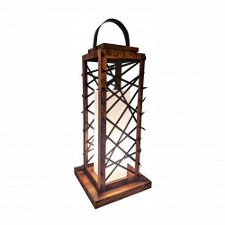 Floor Lamp Lantern 3023 - Orgânica Line Accord Lighting