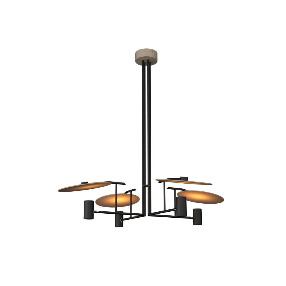 Pendant Lamp Accord Dot 1419 - Dot Line Accord Lighting | 15. Cappuccino