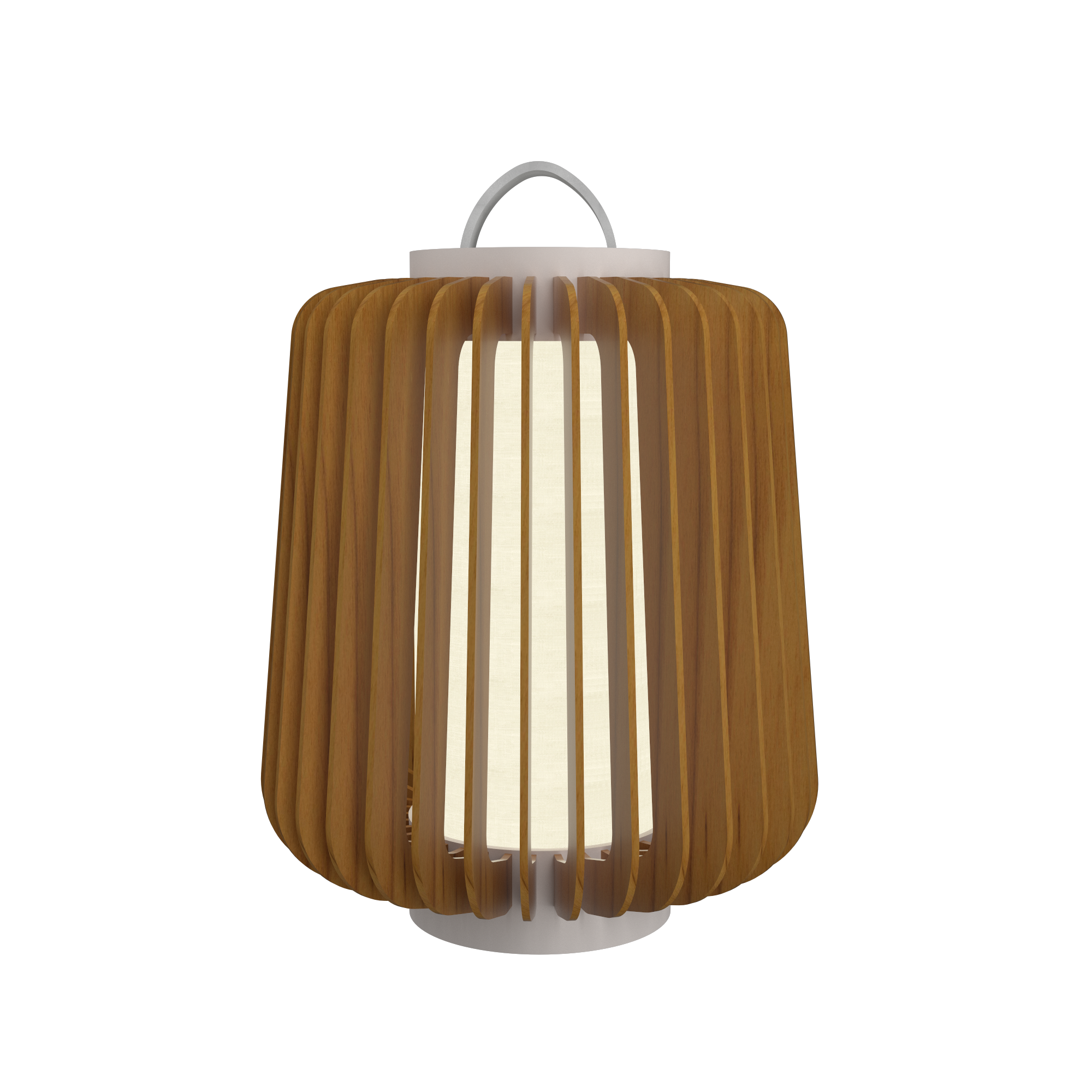 Floor Lamp Accord Stecche Di Legno 3035 - Stecche Di Legno Line Accord Lighting | 12. Teak