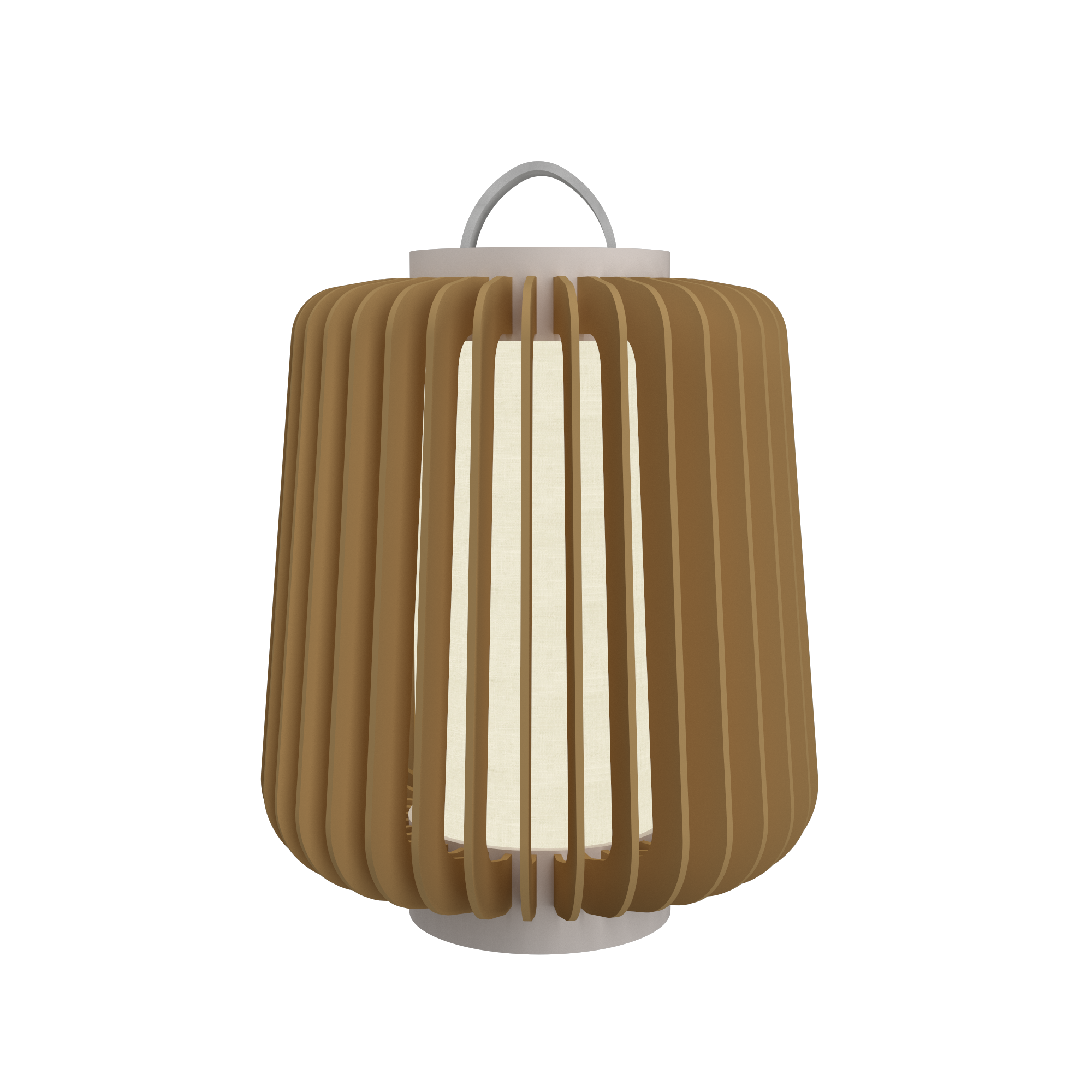 Floor Lamp Accord Stecche Di Legno 3035 - Stecche Di Legno Line Accord Lighting | 27. Gold