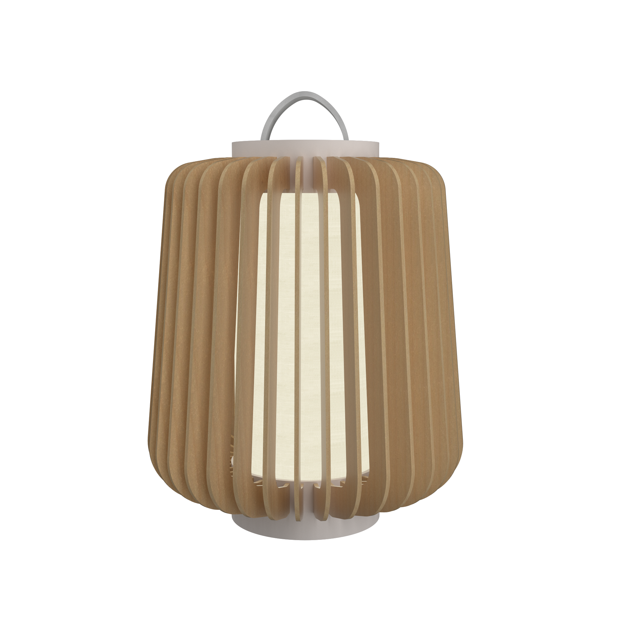 Floor Lamp Accord Stecche Di Legno 3035 - Stecche Di Legno Line Accord Lighting | 34. Maple