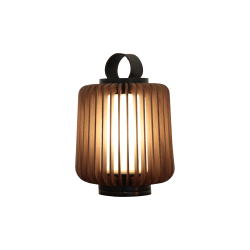 Table Lamp Accord Stecche Di Legno 7059 - Stecche Di Legno Line Accord Lighting