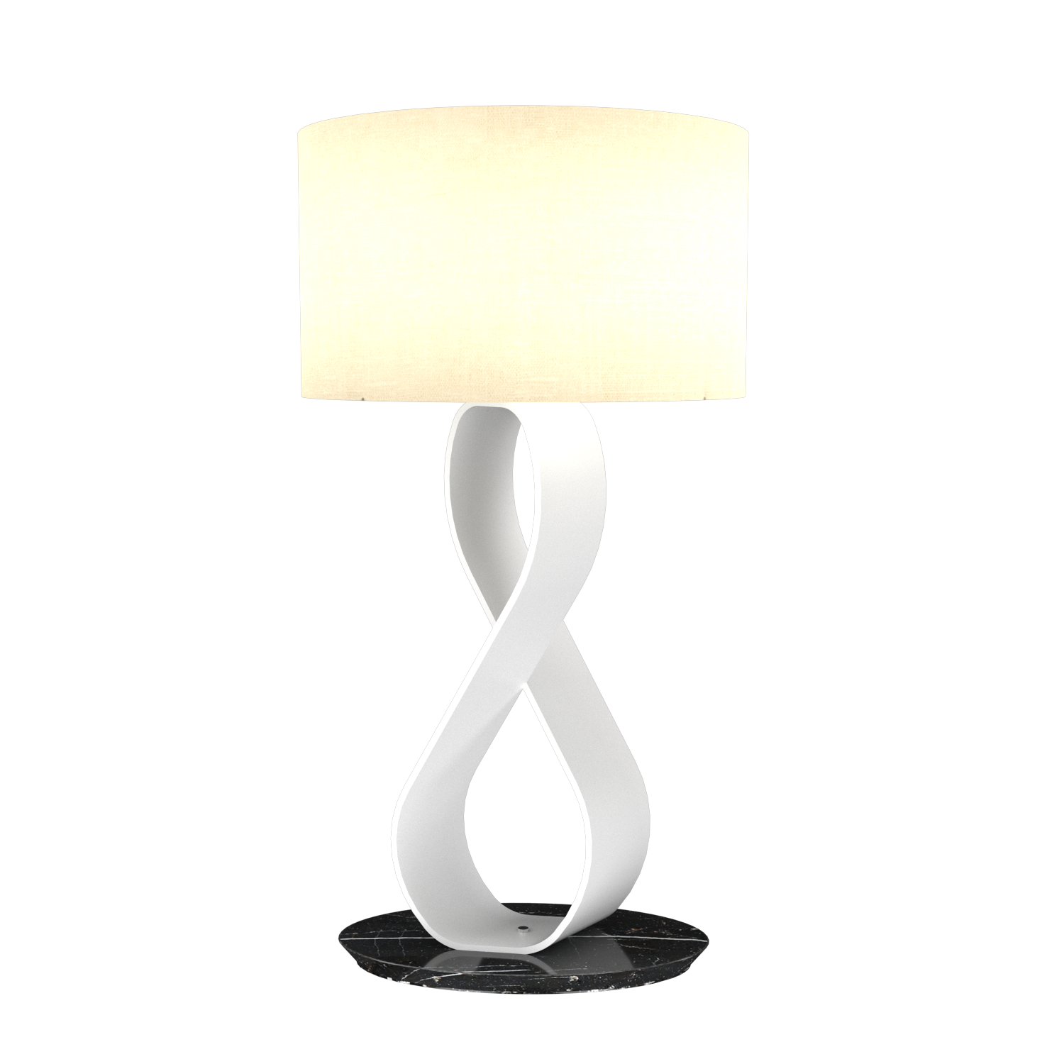 Table Lamp Accord Infinito 7012 - Infinito Line Accord Lighting | 07. White