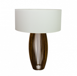 Table Lamp Accord Stecche Di Legno 7020 - Stecche Di Legno Line Accord Lighting