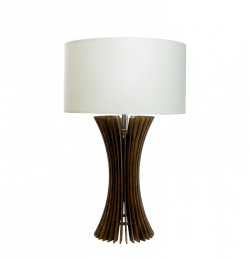 Table Lamp Accord Stecche Di Legno 7013 - Stecche Di Legno Line Accord Lighting