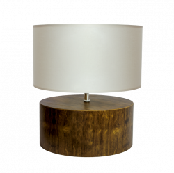 Table Lamp Accord Cilíndrico 145 - Cilíndrica Line Accord Lighting