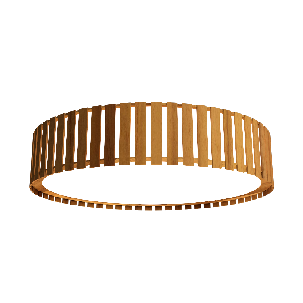 Ceiling Lamp Accord Ripado 5033 - Ripada Line Accord Lighting | 12. Teak