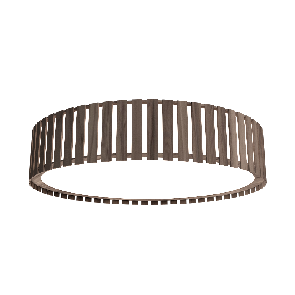 Ceiling Lamp Accord Ripado 5033 - Ripada Line Accord Lighting | 18. American Walnut