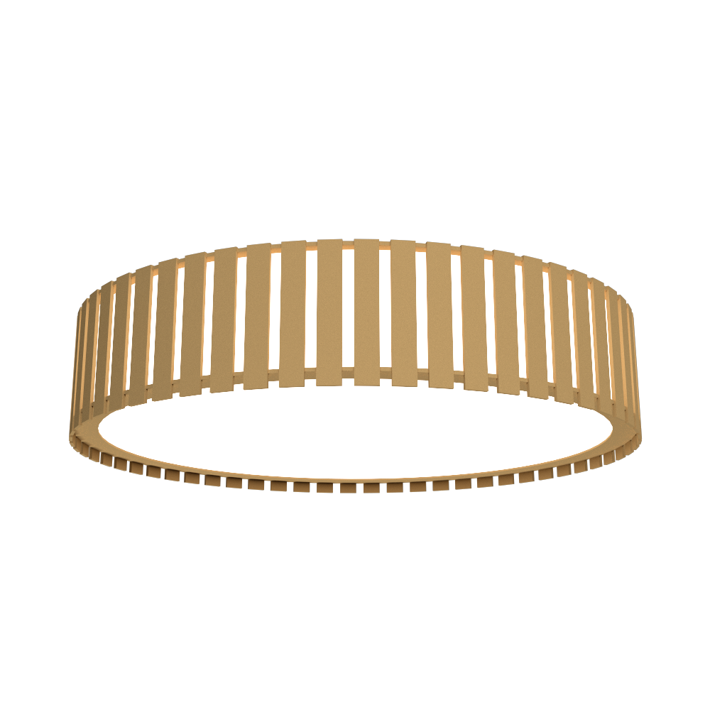 Ceiling Lamp Accord Ripado 5033 - Ripada Line Accord Lighting | 27. Gold