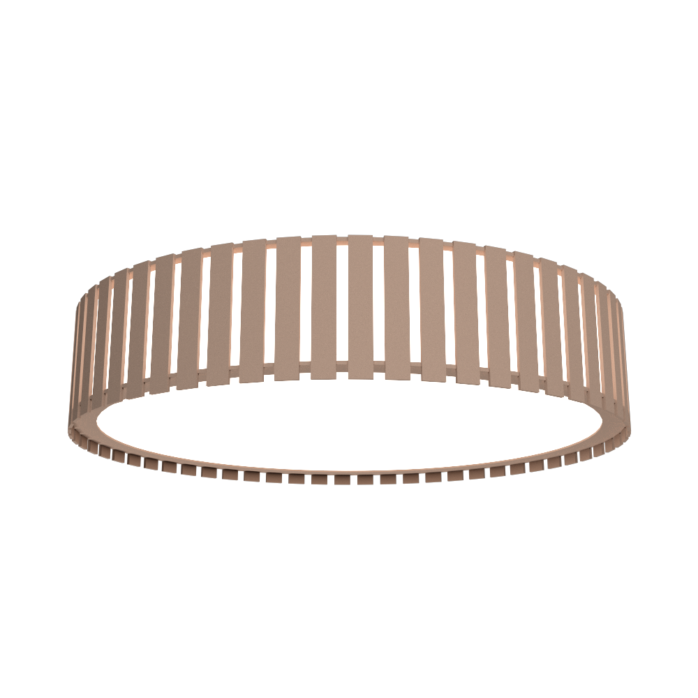Ceiling Lamp Accord Ripado 5033 - Ripada Line Accord Lighting | 33. Bronze