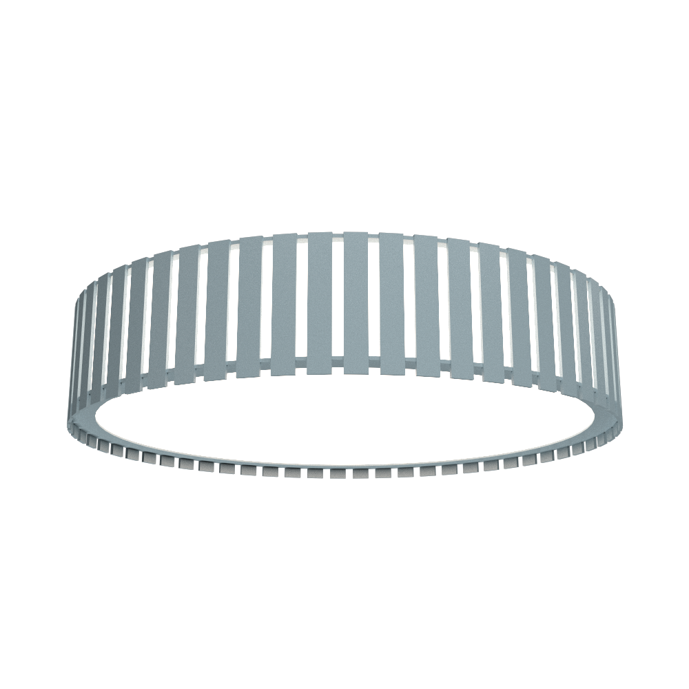 Ceiling Lamp Accord Ripado 5033 - Ripada Line Accord Lighting | Satin Blue