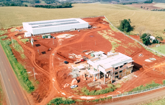 Image of building new facilities