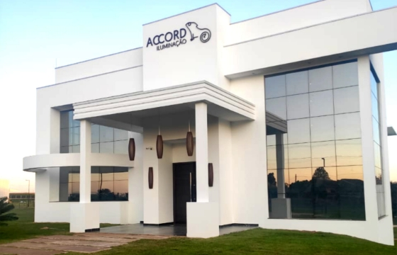 Accord's new headquarters.